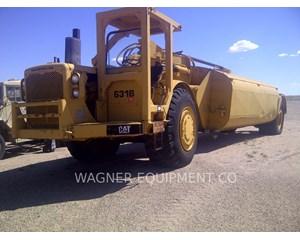 Caterpillar 631B WW Water Wagon