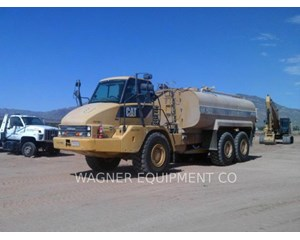 Caterpillar 730 WT Water Wagon