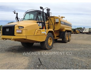 Caterpillar 730C WT Water Wagon