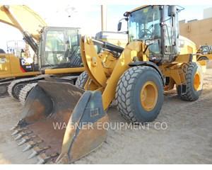 Caterpillar 930K FC Wheel Loader