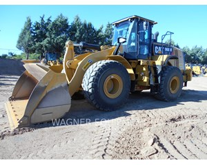 Caterpillar 966M XE Wheel Loader