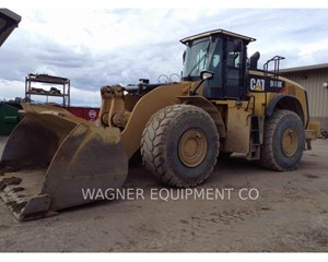 Caterpillar 980K AG Wheel Loader
