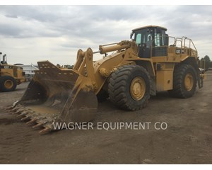 Caterpillar 988H Wheel Loader