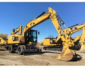 Caterpillar M320F Wheeled Excavator