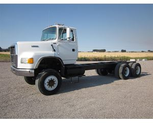 Ford LTA9000 Heavy Duty Cab & Chassis Truck