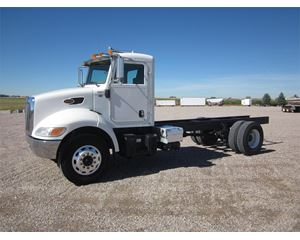 Peterbilt 335 Heavy Duty Cab & Chassis Truck