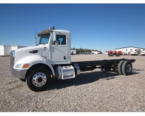 Peterbilt 337 Heavy Duty Cab & Chassis Truck