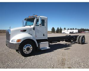Peterbilt 337 Medium Duty Cab & Chassis Truck