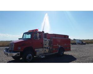 Freightliner FL80 Fire Truck