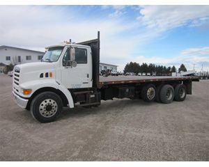 Sterling L9501 Flatbed Dump Truck