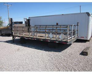 CUSTOM 19 FT Flatbed Truck Body