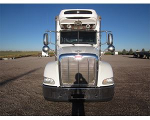 Peterbilt 384 Refrigerated Truck