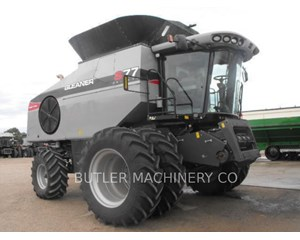 Gleaner S77 CP Combine