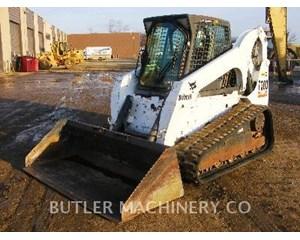 Bobcat T300 Crawler Dozer