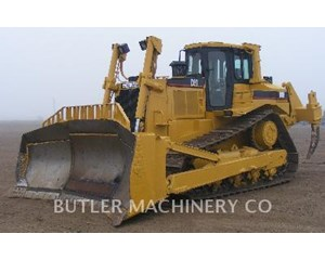Caterpillar D8R Crawler Dozer
