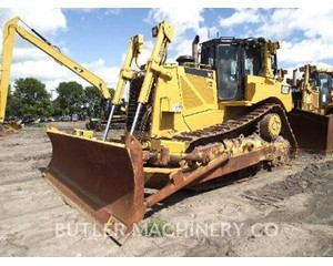 Caterpillar D8T WINCH Crawler Dozer