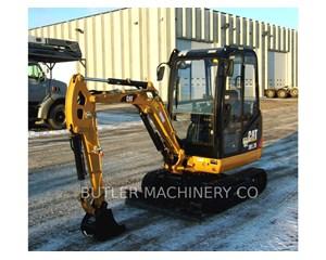 Caterpillar 301.7D Crawler Excavator