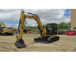 Caterpillar 308E2 Crawler Excavator
