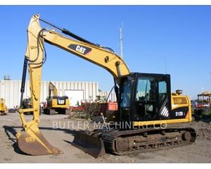 Caterpillar 312 Crawler Excavator