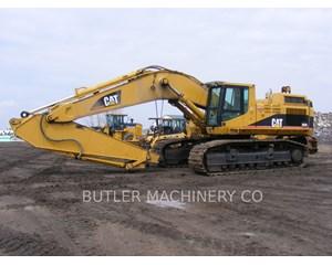 Caterpillar 365B Crawler Excavator