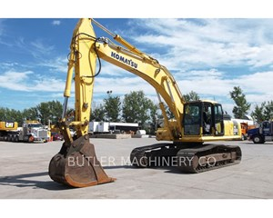 Komatsu PC300 Crawler Excavator