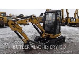 Caterpillar 302.7D Excavator