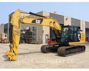 Caterpillar 320E Excavator