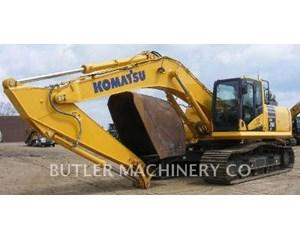 Komatsu PC360 Excavator