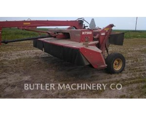 Ford / New Holland 7560 Hay / Forage Equipment