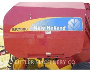Ford / New Holland BR7080 Hay / Forage Equipment