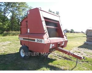 Hesston R560 Hay / Forage Equipment