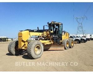 Caterpillar 14 M VHP PLUS Motor Grader