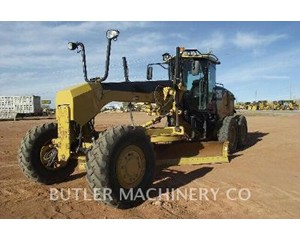 Caterpillar 140 M VHP PLUS (AWD) Motor Grader