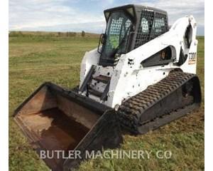Bobcat T300 Skid Steer Loader