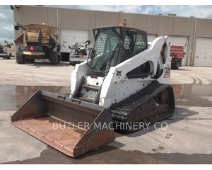 Bobcat T320 Skid Steer Loader