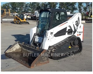 2013 Bobcat T650 Skid Steer Loader