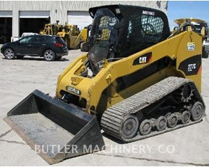Caterpillar 277C 2SHQ Skid Steer Loader