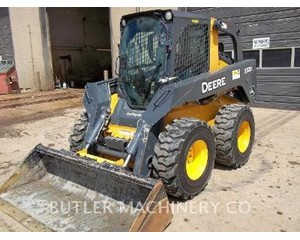 John Deere 332D Skid Steer Loader