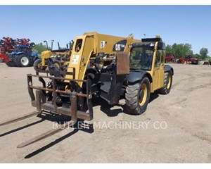 Caterpillar TL943ACMA4 Telescopic Forklift