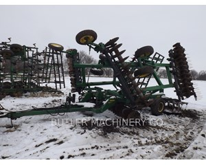 John Deere 637 Tillage Equipment