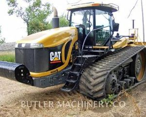 Agco-Challenger MT875B Tractor