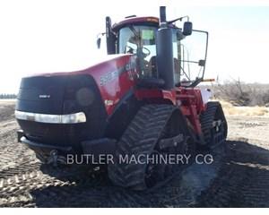 CASE 550 QUAD Tractor