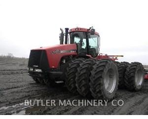 CASE STX375 Tractor