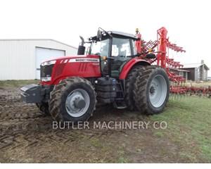 Massey Ferguson MF7624 Tractor