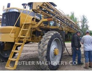 Rogator RG1184 Water Truck
