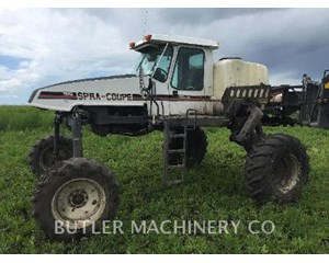 Spra-Coupe 3640 Water Truck