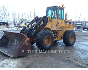 Caterpillar 936F Wheel Loader
