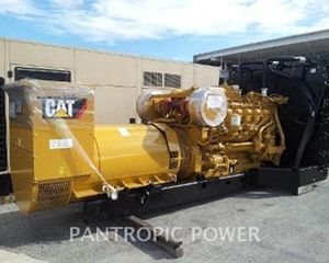 Caterpillar 3512B LAND ELECTRIC Generator Set