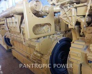Caterpillar 3516 Generator Set