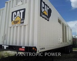 Caterpillar XQ2000 3516C Power Module